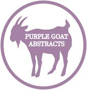 Purple Goat Abstracts