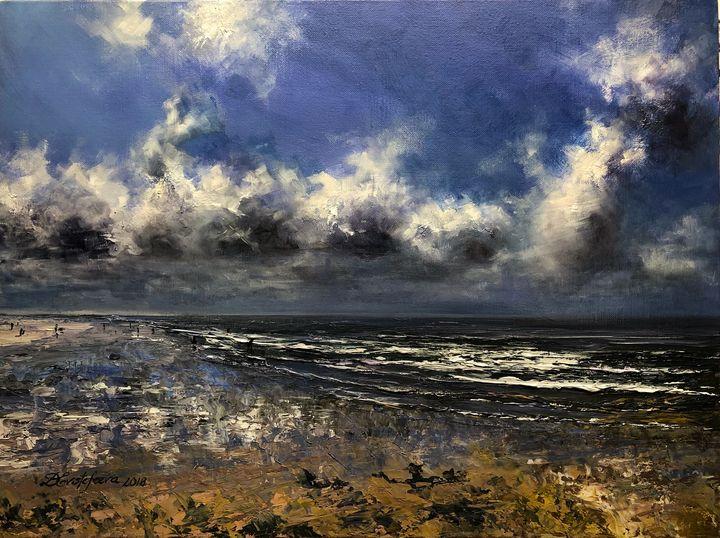 Cumulus guardians - Deana Evstefeeva