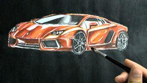 Lamborghini aventador - Dima Productions