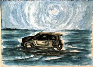 Water-car