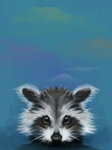 the unwanted Raccoon