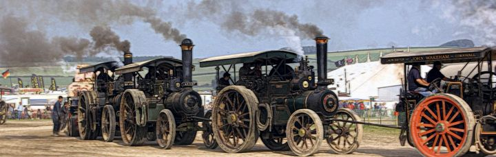 Steam Engines 02 - Alan Pitts