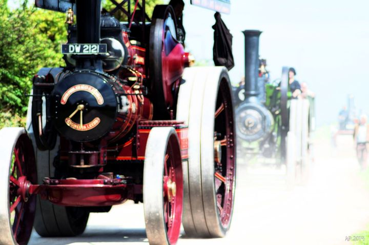 Steam Engines 03 - Alan Pitts