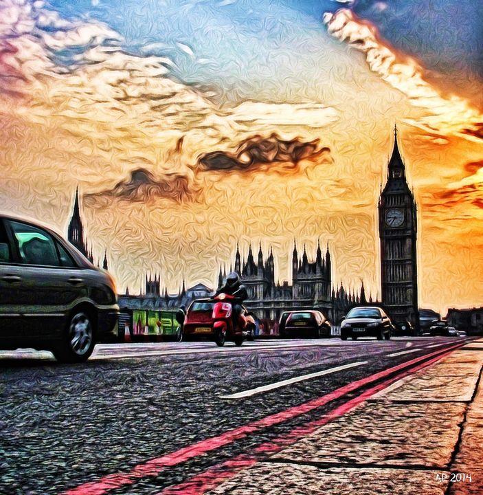 London 02 - Alan Pitts