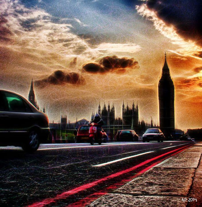 London 04 - Alan Pitts
