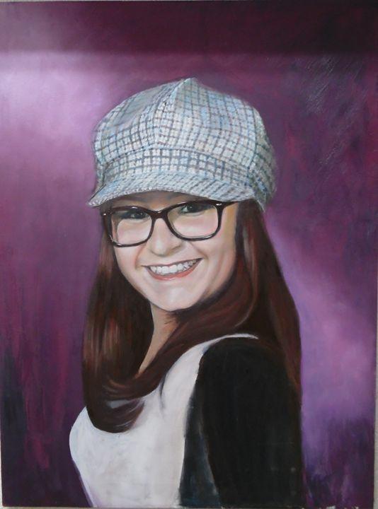 Simona K - portraits