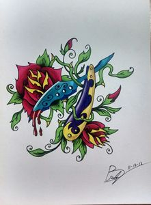 Razor Thorns