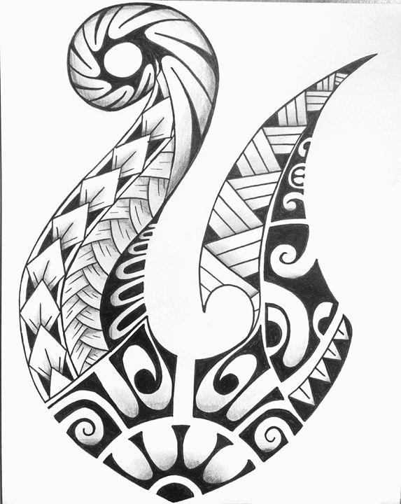 Hei Matau - Big Bro's Custom Designs