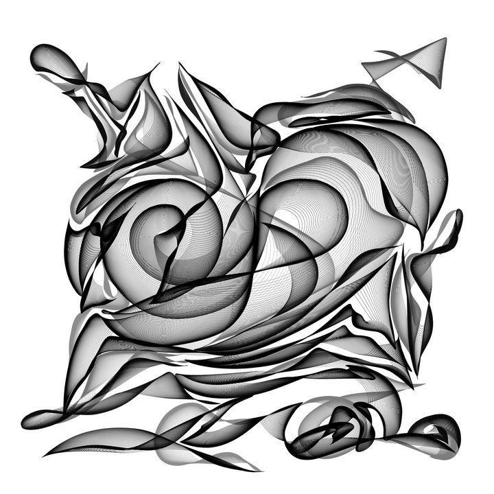 Mood Knot 3... - frank scribble 4u