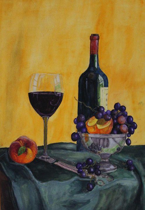 A Celebration - Fatima's Artwork