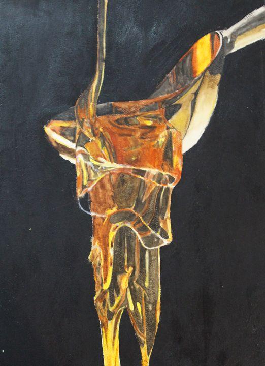 The Honey Flow - Fatima's Artwork