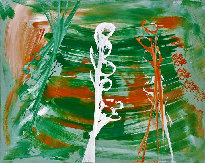 Rattler abstract - Thomas Wildone Art/Photography