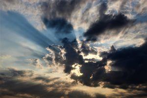 Fade to Blue Sky