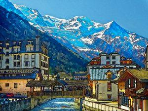 Chamonx Mont Blanc 007