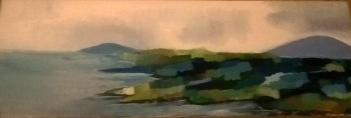 Scottish shores - little_eskimo_in_the_sun