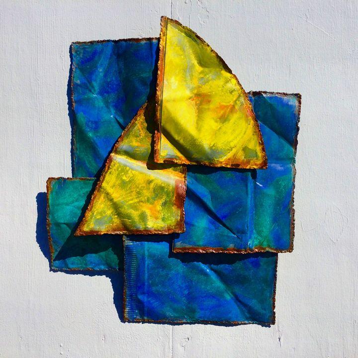 Sailing II - Dale R. Peckham