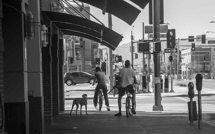 Downtown Phoenix #3 - Christopher Warren Sr.