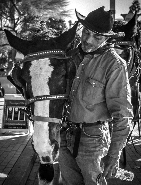 Horseman - Christopher Warren Sr.