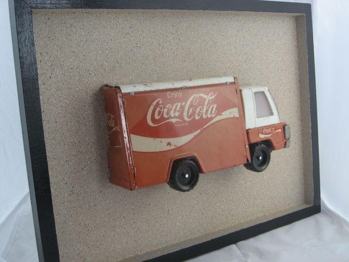 Coke Truck - Mike Byrne