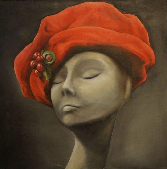 La femme au chapeau - Shima Najafi