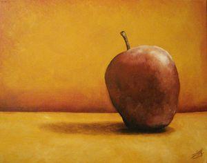 Apple Waiting