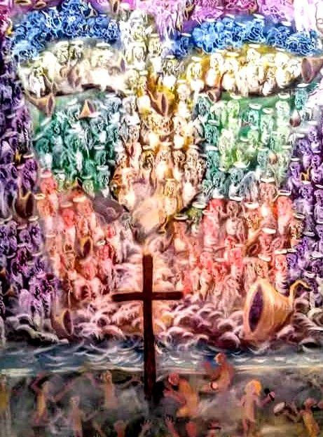 Colors of god - daisy12