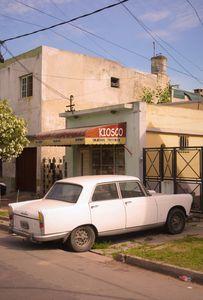 Peugeot y Kiosco