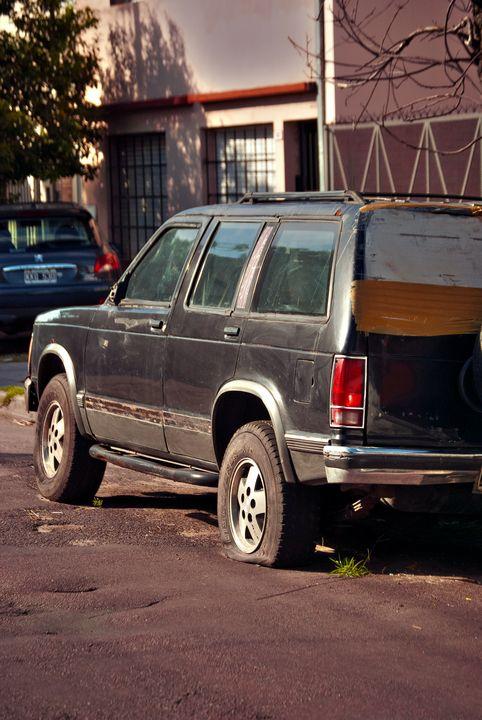 Van in town - Di Lillo
