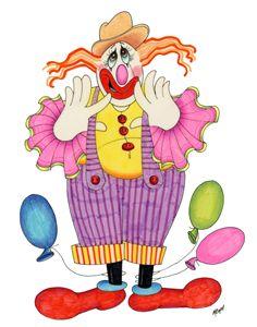 Trickey the Clown