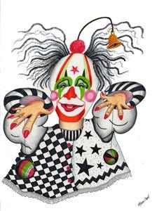 Milton B Clown