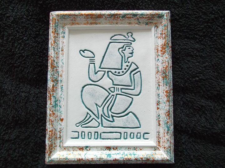 Egyptian lady - Egypt Era Ancient