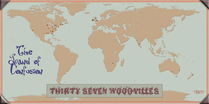 37 Woodvilles - Theo Heartist