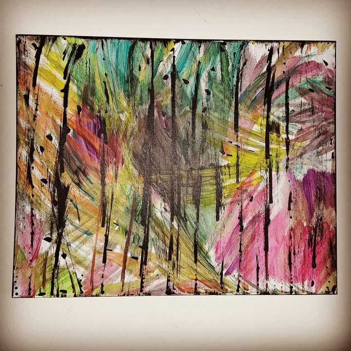 Colorful Whirlwind - TheArtandSol