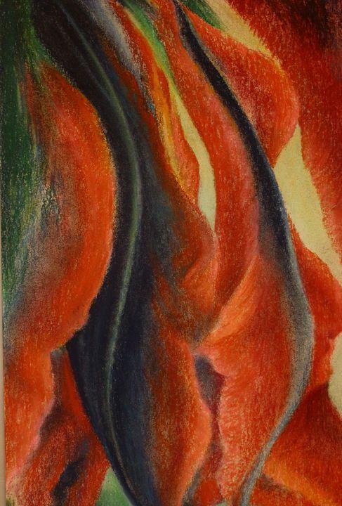 Life in Color: Orange mood - Gohar Tumasyan