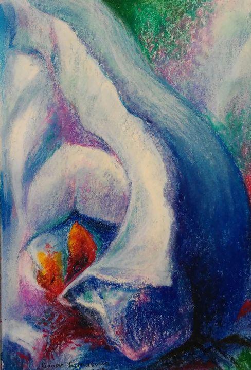 Life in Color: Blue&Lilac mood - Gohar Tumasyan