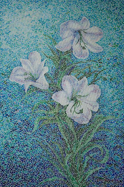 White Lilies - Gohar Tumasyan