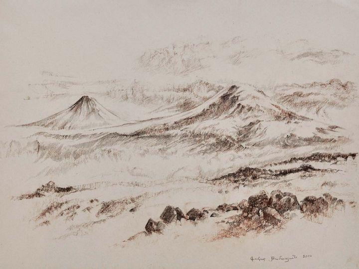 Mount Ararat - Gohar Tumasyan