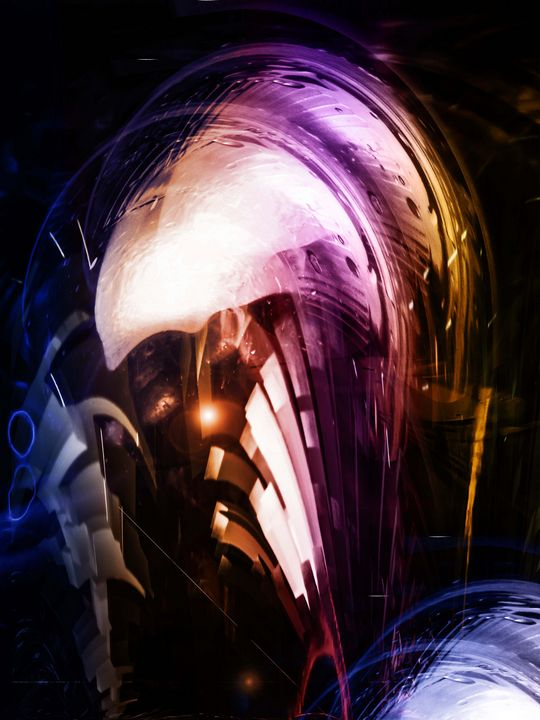 """""""Effects 2"""" - Andre McKee"""