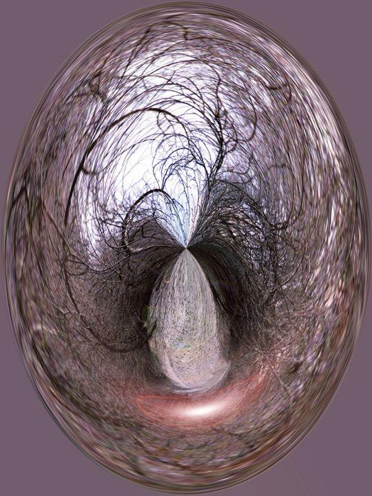 """Frozen Forest"" - Andre McKee"