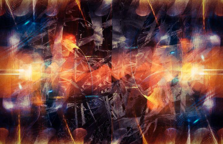 """Imprints"" - Andre McKee"