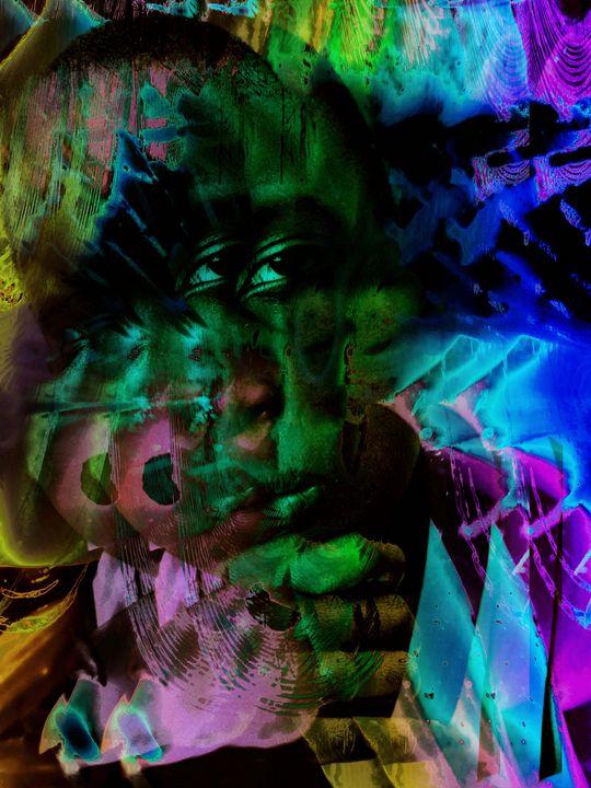 """""""Wild Child 2"""" - Andre McKee"""