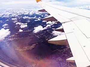 """Flight Over Florida 2"""