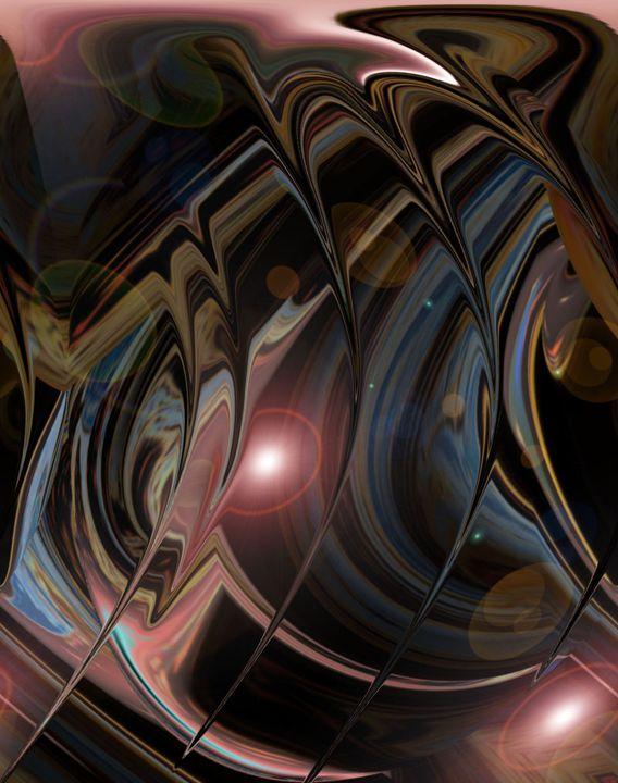 """Cosmic Pisces"" - Andre McKee"