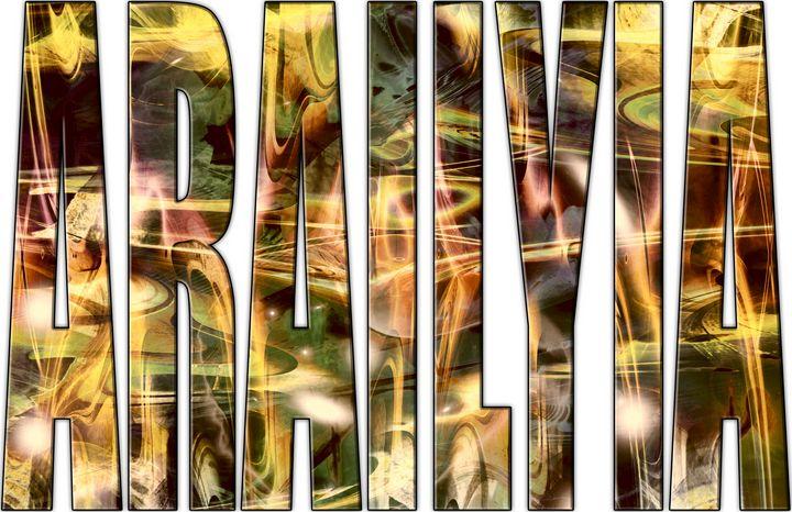 """Arailyia"" - Andre McKee"