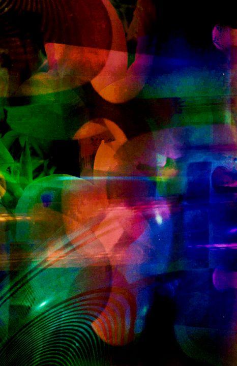 """Shapes At Play"" - Andre McKee"