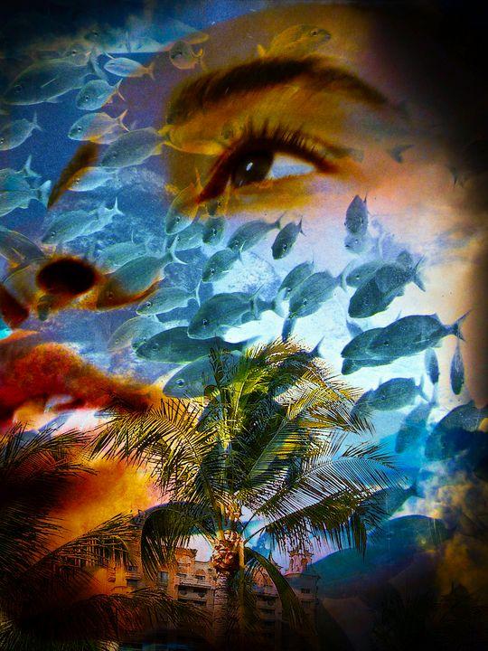 """Atlantis Dreaming"" - Andre McKee"