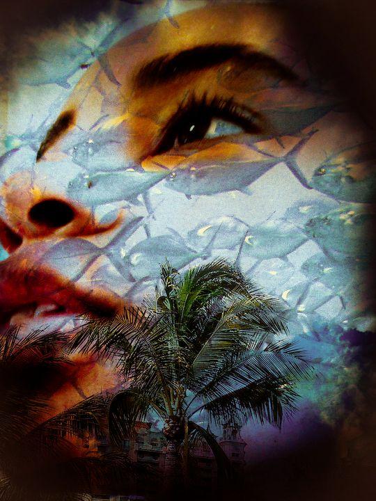 """Atlantis Dreaming 3"" - Andre McKee"