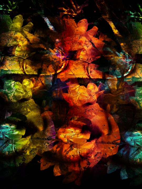 """""""Abstracted Beauty: Profiled 5"""" - Andre McKee"""