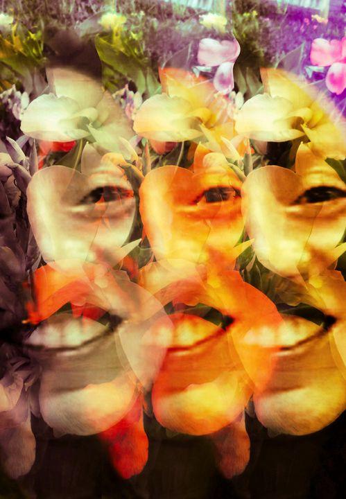 """Seed: Mouna's Smile 3"" - Andre McKee"
