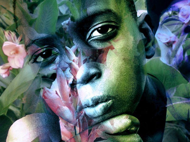 Seed In God's Garden: Color Blind 5 - Andre McKee